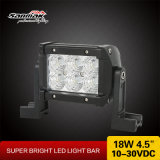 Offroad 4.5inch18W CREE Lichte Staaf 4X4