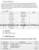 3.0 moniteur de TFT LCD de pouce 240X400, MCU 16bit, Ili9327, FPC 40pin