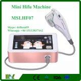 Mini machine portative Mslhf07A de beauté de déplacement de ride de Hifu