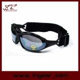 Occhiali da sole di modo della margherita C4 degli occhiali di protezione della tempesta di deserto per gli occhiali di protezione di caccia