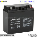 Батарея 12V батареи AGM батареи UPS Cspower свинцовокислотная, 7ah