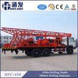 油圧Hfc450トラックによって取付けられる井戸の掘削装置