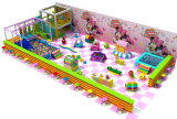 Equipamento macio do jogo da venda quente para o campo de jogos interno dos miúdos