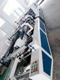 4/6 rectángulo de la esquina que pega la máquina plegable para la fabricación de cajas de la torta (GK-980SLJ)