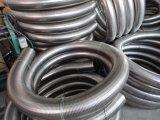 Tubo di scarico collegato dell'acciaio inossidabile