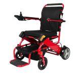 Кресло-коляска облегченной с ограниченными возможностями складчатости миниая электрическая