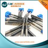 Herramientas rectas del CNC de la rima de la máquina del carburo de tungsteno