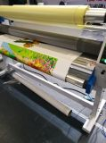 130 mm Rodillo de silicona Full-Auto frío del PVC Film Laminador