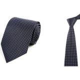 Relation étroite en soie fabriquée à la main de collet de Mens de qualité