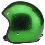 Самый новый Half- шлем мотоцикла/Bike стороны с Shining раковиной, ценой высокого качества дешевым