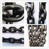 S (6)の2足の安全ホックの持ち上がるチェーン吊り鎖直径24
