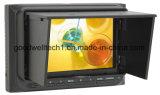 Fpv moniteur couleur de TFT LCD de 5 pouces