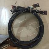 Cabeça de cabo refrigerar de água da fornalha de derretimento da indução