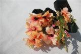 Flores artificiales / falsas de la margarita para la decoración del hogar y del jardín