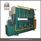 최신 압박 베니어 기계, 단 하나 최신 압박 기계, 600 T 최신 압박 기계