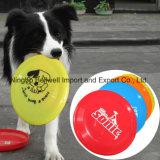 Disco de disco de disco volador de plástico de diferentes colores para perro