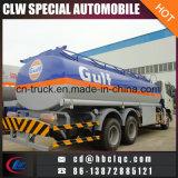 16mt 18mt 연료 수송 트럭 기름 배급 트럭