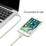 micro cabo magnético do carregador do USB 2.4A com fio de cobre puro