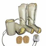 Massager seqüencial do pé do ar de sistema da terapia da massagem da compressão do ar para a circulação