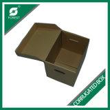 5개의 층 Foldable 큰 골판지 저장 상자