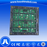 Tablilla de anuncios a todo color al aire libre impermeable de LED de P6 SMD3535