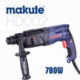 Makute 24mm 780W Hand Electric Hammer Drill (HD002)
