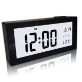 LED Large Number Minimalistic Alarm Clock