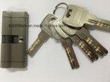 Cilindro sicuro della serratura di portello di alta qualità/serratura di cilindro d'ottone