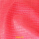 Umweltfreundliche Möbel Sofa Material PU Kunstleder mit Fabrik-Preis