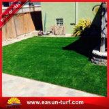 40mm Dekoration-künstlicher Gras-Rasen der Dichte-16800 für die Landschaftsgestaltung des Hausgartens