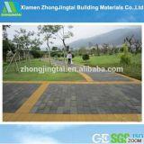 Azulejo concreto permeable al agua para el jardín de la piscina al aire libre