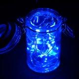 lampada leggiadramente esterna dell'indicatore luminoso della stringa della decorazione LED della festa nuziale dell'azzurro di 6FT