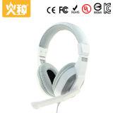 マイクロフォンが付いているHz319中国卸し売り携帯用Compouterのステレオのヘッドセット