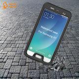 Samsung S7のための方法水かちり止めの携帯電話の箱