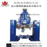 Misturador da matéria- prima com o tanque de aço inoxidável