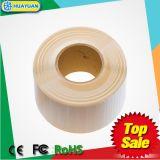 工場価格の印刷できる接着剤G2の外国人9662 H3 UHF RFIDのラベル