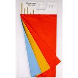 Tissu de coton épais superbe, sergé Tencel-Comme le tissu de coton
