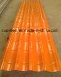 Feuille en acier chaude de plaque d'appui en métal de couleur de vente/toiture de l'usine PPGI