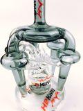 공장 가격을%s 가진 Recycyler 연기가 나는 유리제 관 이상으로 중국 제조 관
