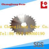 Azione standard dell'acciaio inossidabile che guidano la rotella Chain della ruota dentata dell'attrezzo di trasmissione