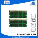 Низкий RAM 1333 компьтер-книжки 2GB DDR3 Desnity 128mbx8
