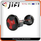 LED 가벼운 2 바퀴 지적인 각자 균형 스쿠터