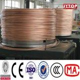 Câble de conducteur en cuivre nu pour 4/0, 3/0, 2/0, 1/0