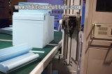 Maquinaria dobro da estaca da esponja do contorno da lâmina do CNC