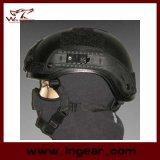 Mich 전술상 Equitment 기관자전차 헬멧의 2001년 활동 버전 헬멧