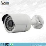 1080P赤外線機密保護のための弾丸によってワイヤーで縛られるIPの保安用カメラ