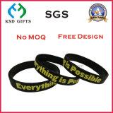 Bestes verkaufendes förderndes kundenspezifisches Firmenzeichen-Form-Goldarmband