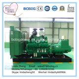 おおいの開いたタイプのない30kw 50kwのBiogasのメタンガスの発電機