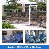 زجاجة غسل ملء السد آلة 600bph 5 جالون