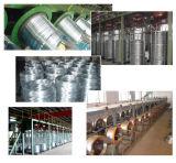 Fil en alliage d'aluminium en zinc / Galfan Wire pour Gabion Mesh